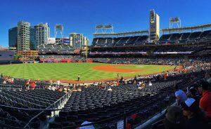 Petco Park baseball
